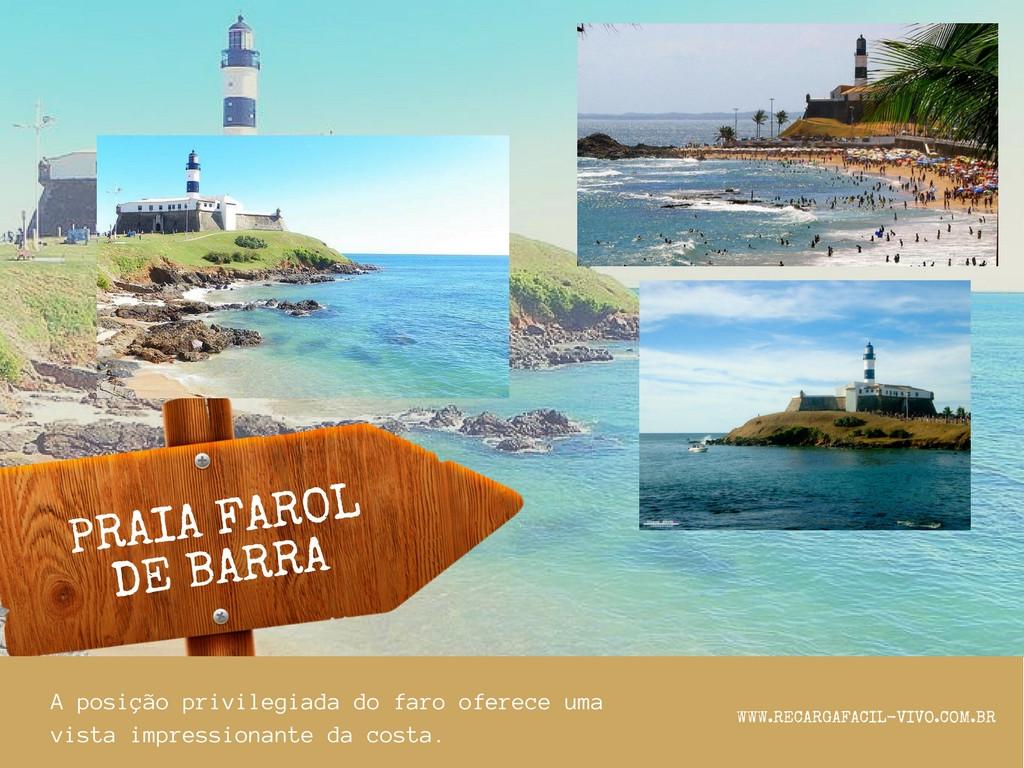 Praia Farol de Barra