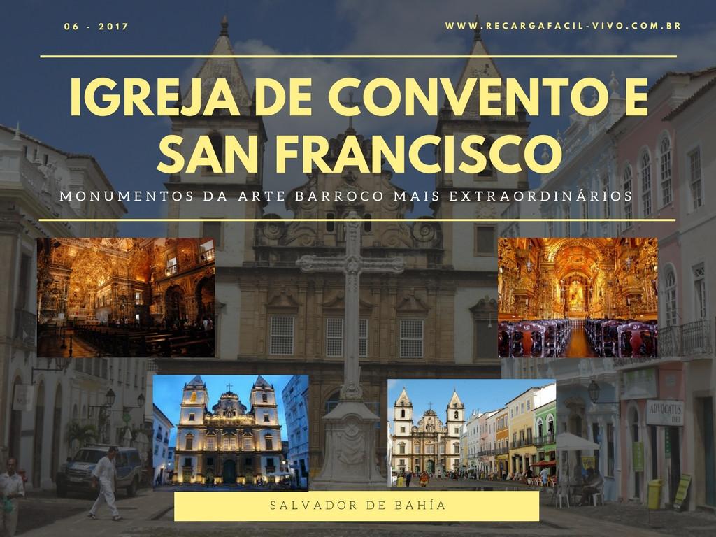 Igreja de Convento e San Francisco