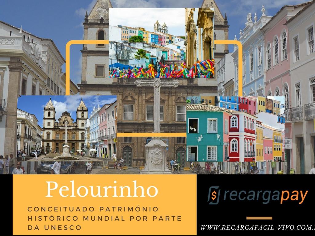 Pelourinho: Centro histórico de Salvador