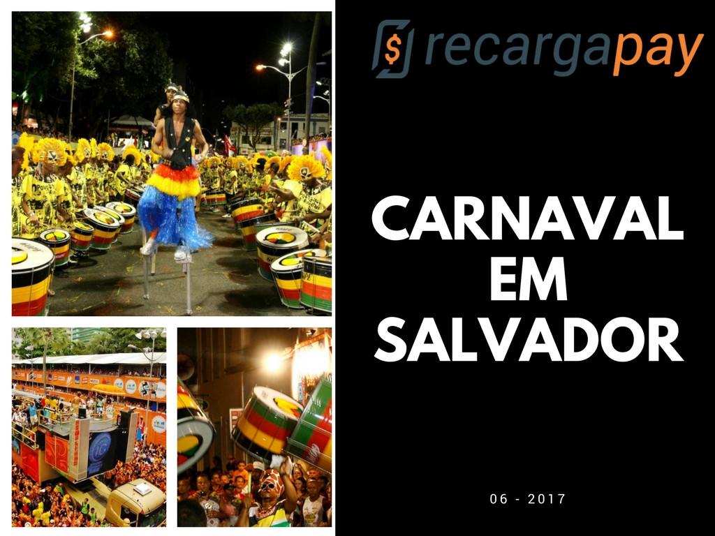 Feiras y carnaval em Salvador