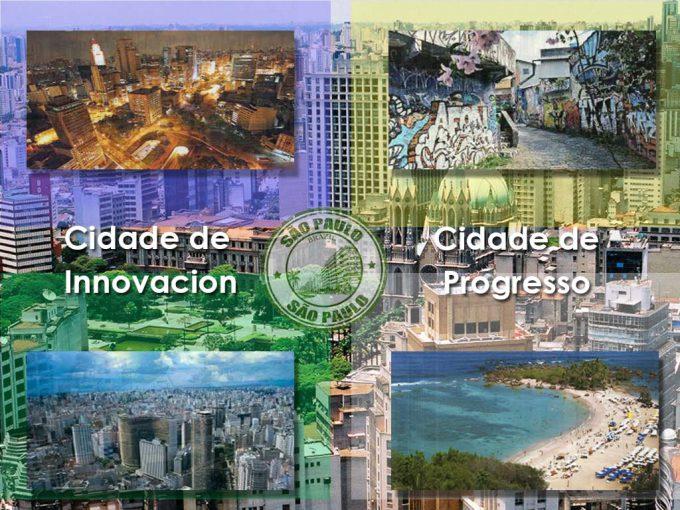 Sao Paulo Cidade de progreso, cidade de innovacion