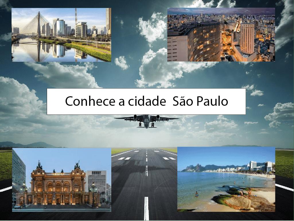 Melhores lugares e coisas que poderás fazer na cidade SãoPaulo