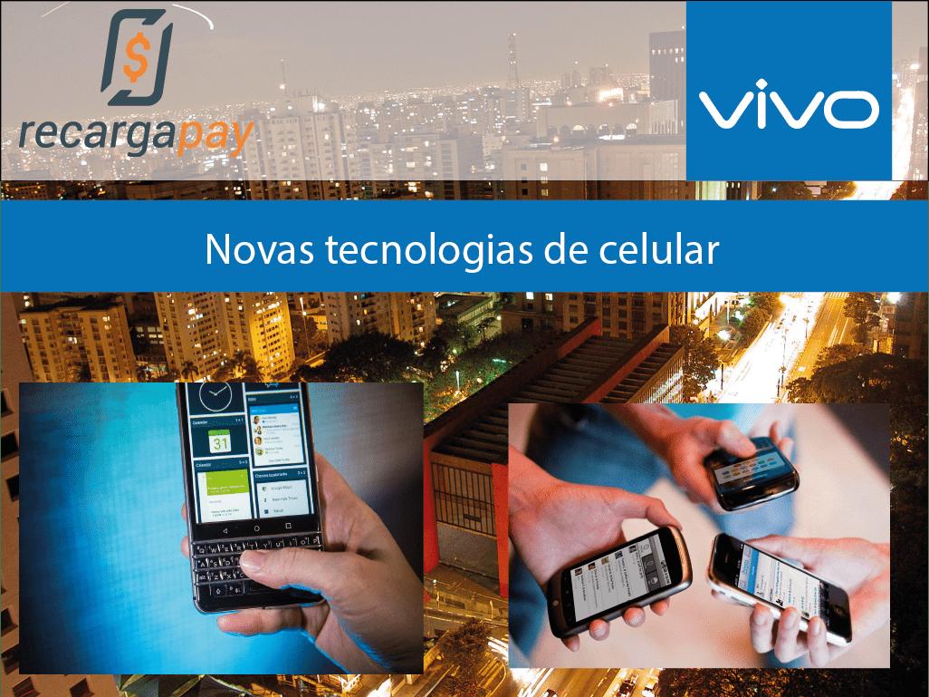 Veja o asenso das novas tecnologias de celular no SãoPaulo