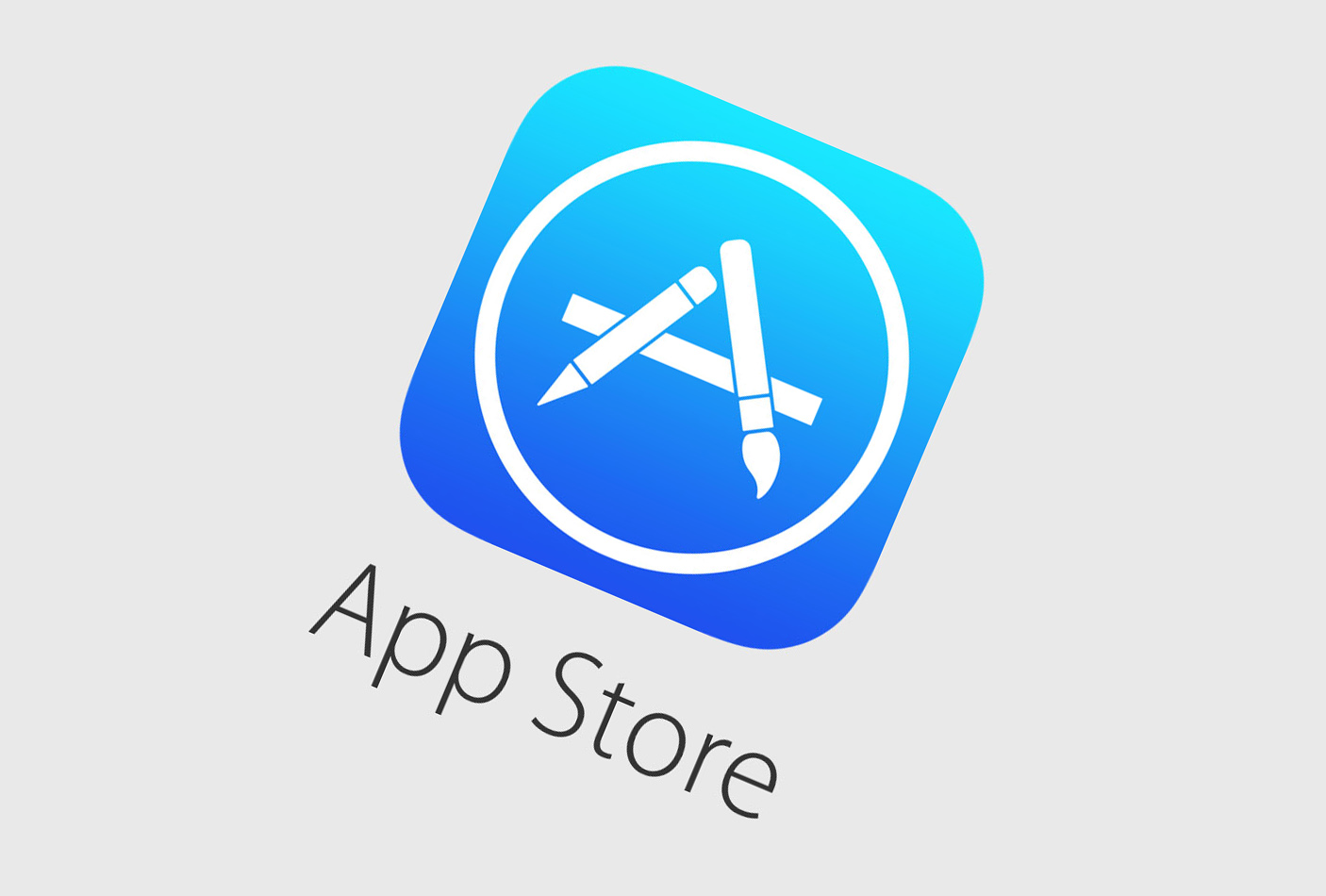 App Store Logotipo para celular iPhone