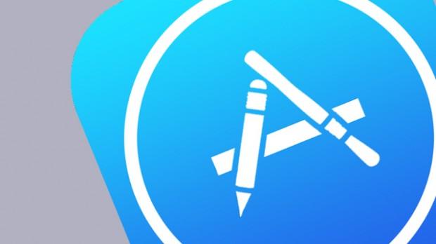 Logo App Store a loja de iPhone