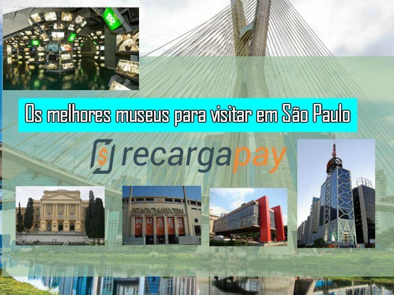 Os melhores museus de Sao Paulo