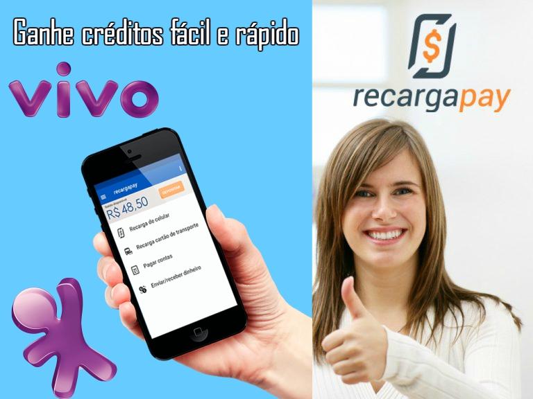aplicativo de recarga credito vivo