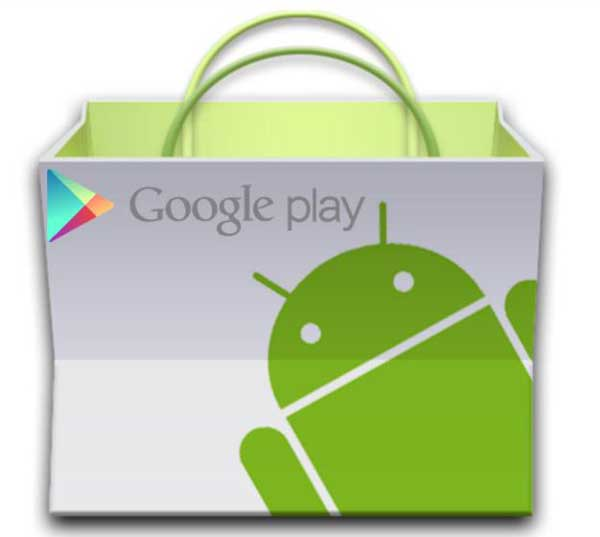 Logo Play Store a loja de Android