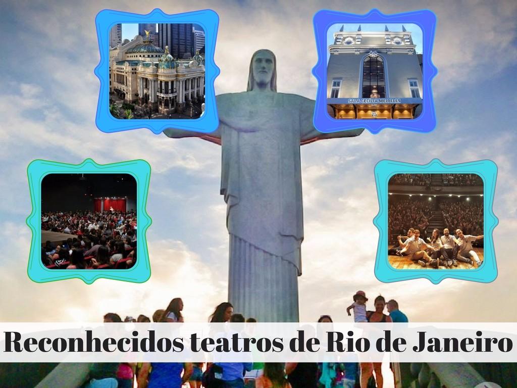 Teatros de Rio de Janeiro