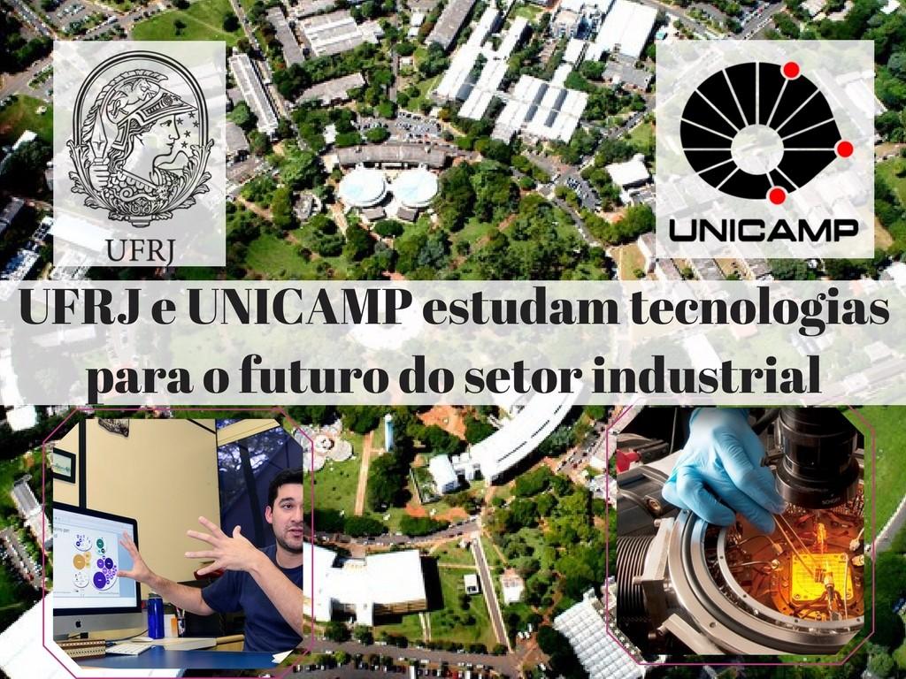 Estudam tecnologia para o futuro do setor industria