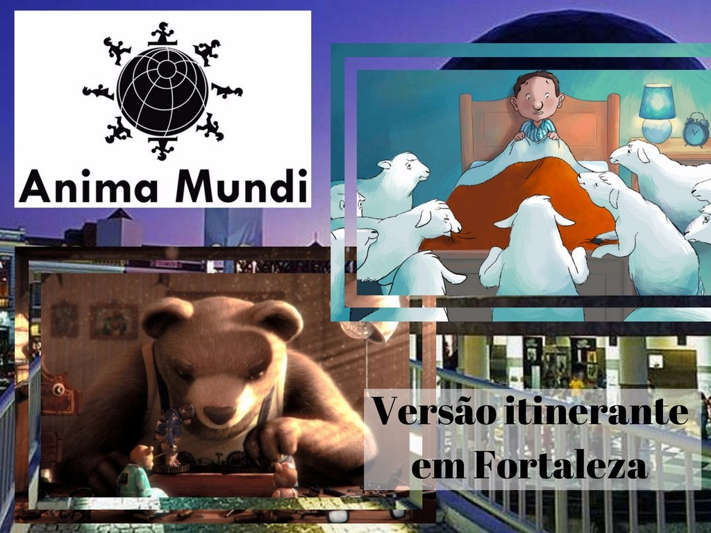 Anima Mundia Versao itinerante em Fortaleza