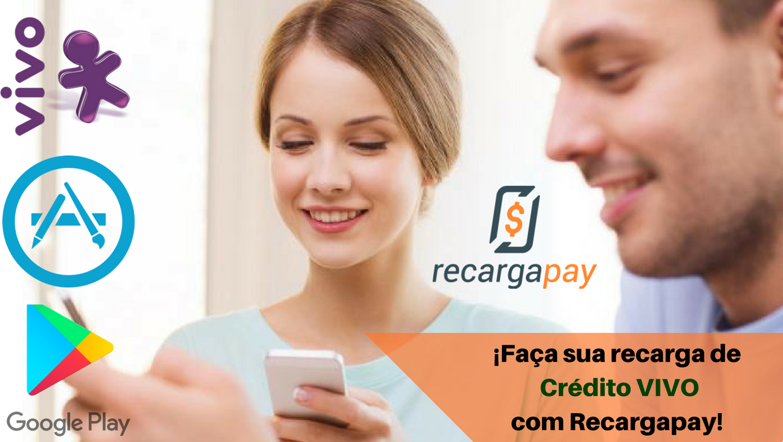 app para recarga de saldo em Brasil