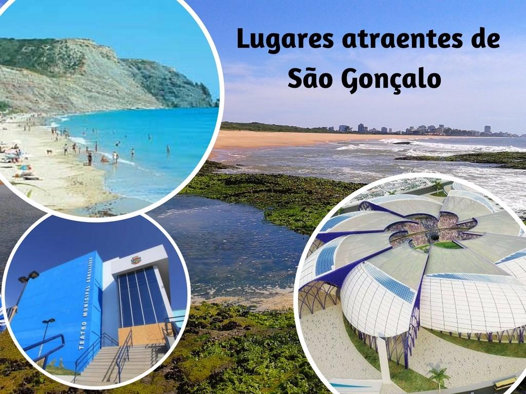 Lugares de Sao Goncalo