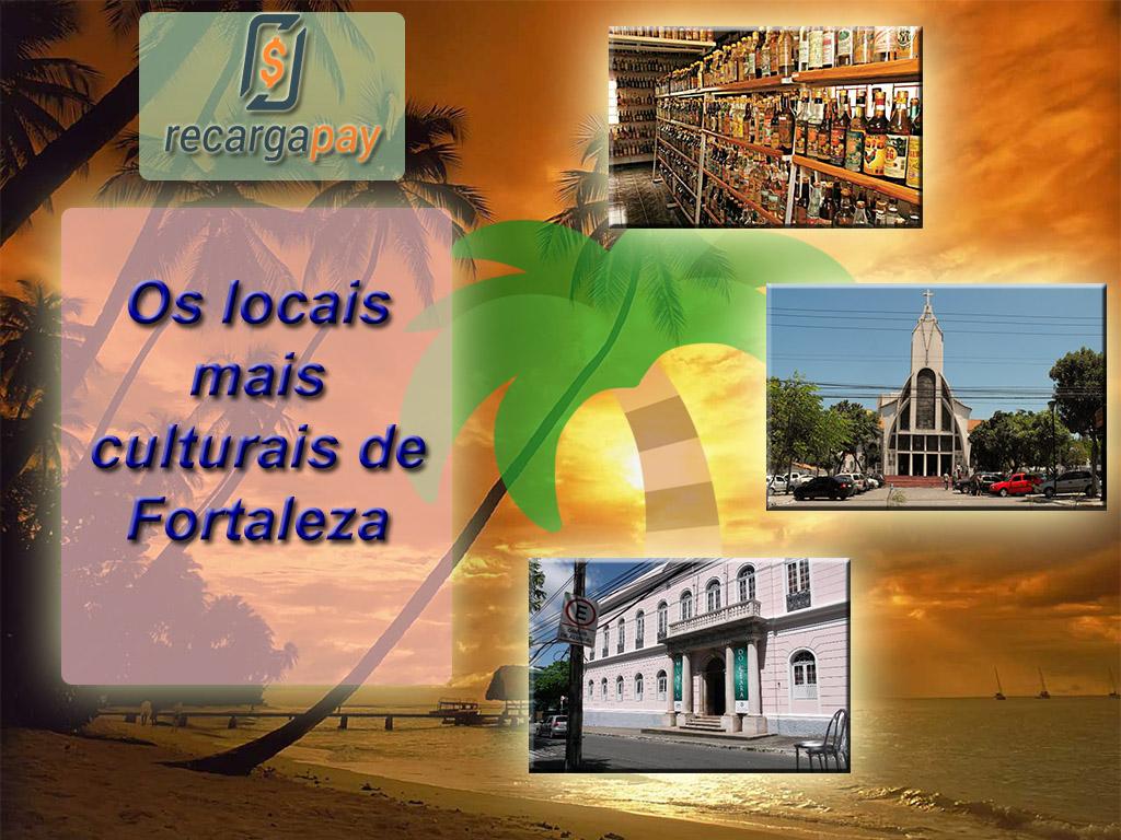 Museu do Ceará e teatro queiroz em Fortaleza