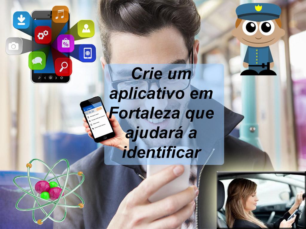 Crie nova aplicativo em Fortaleza
