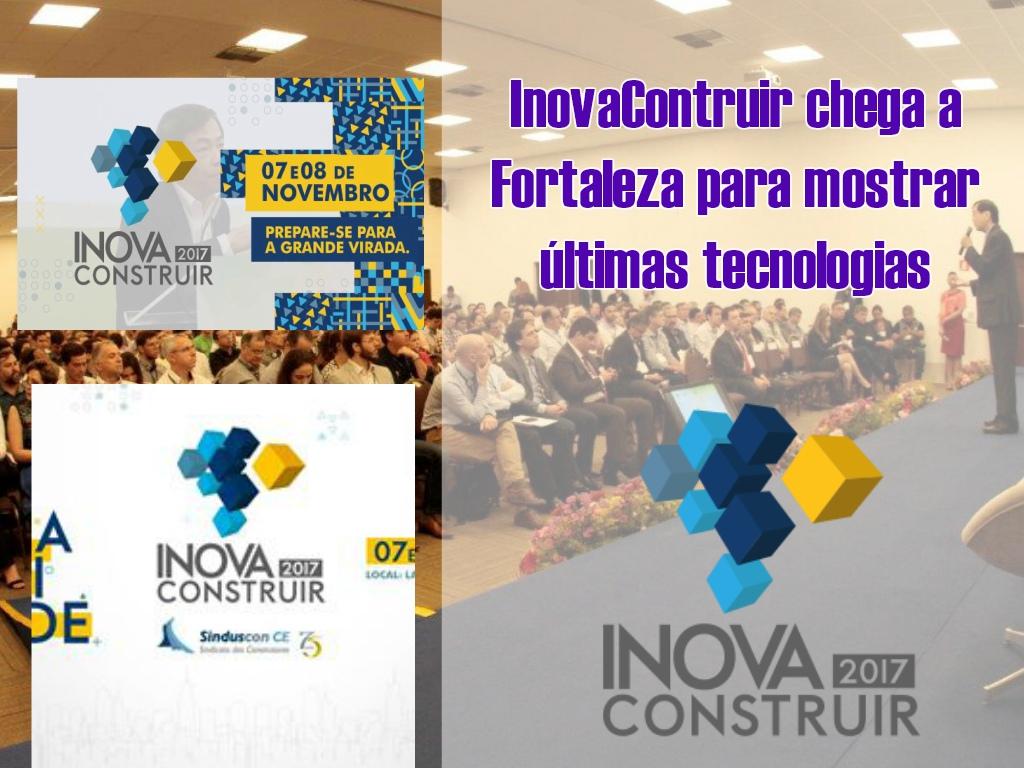 InovaContruir chega a cidade de Fortaleza