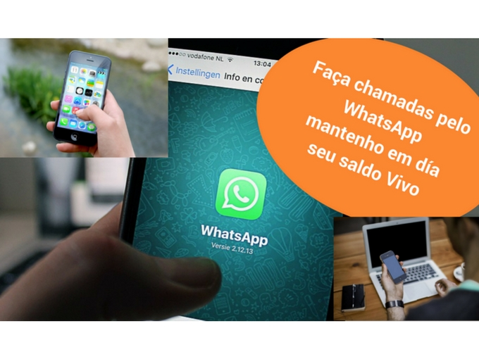 Faça chamadas pelo WhatsApp em Salvador de Bahía