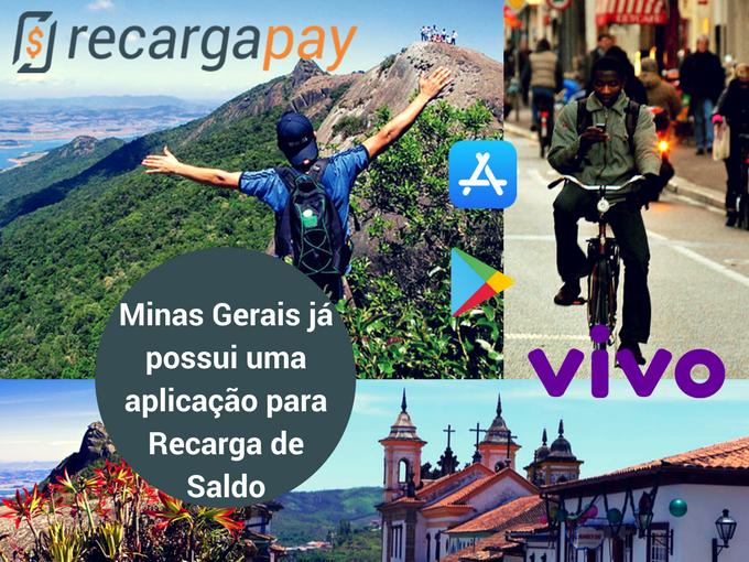 Recarga Saldo Vivo em Minas Gerais