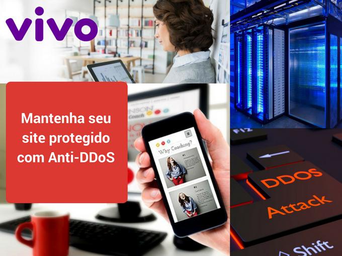 Alternativas de VIVO para a proteção de sua Web