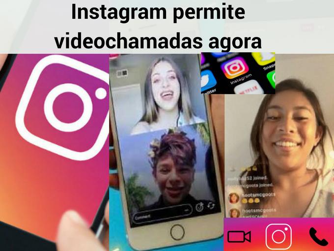 Novo recurso de Instagram