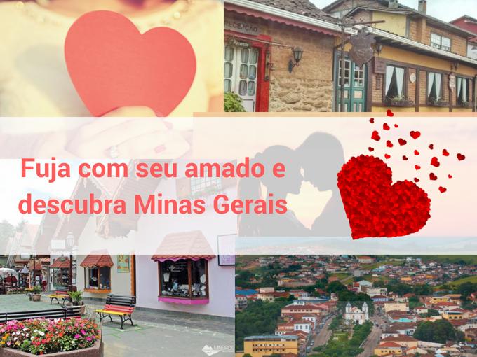 Viva o amor em Minas Gerais