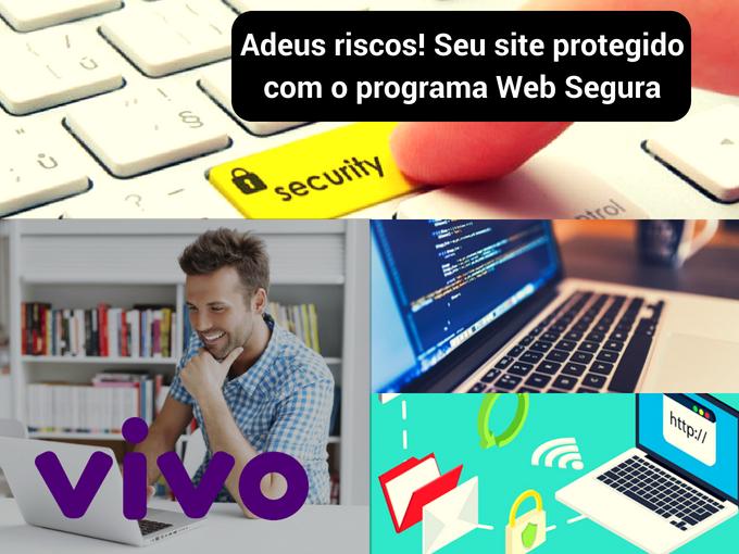 Proteja seu site com Vivo