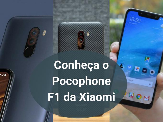 Pocophone F1 da Xiaomi