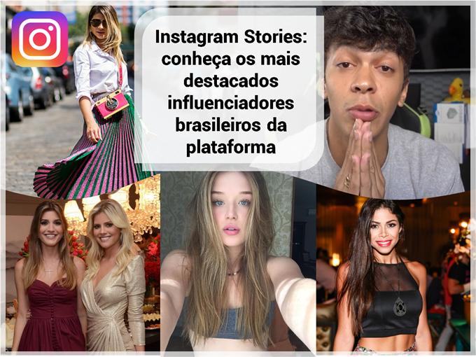 Conheça os mais destacados influenciadores brasileiros da plataforma