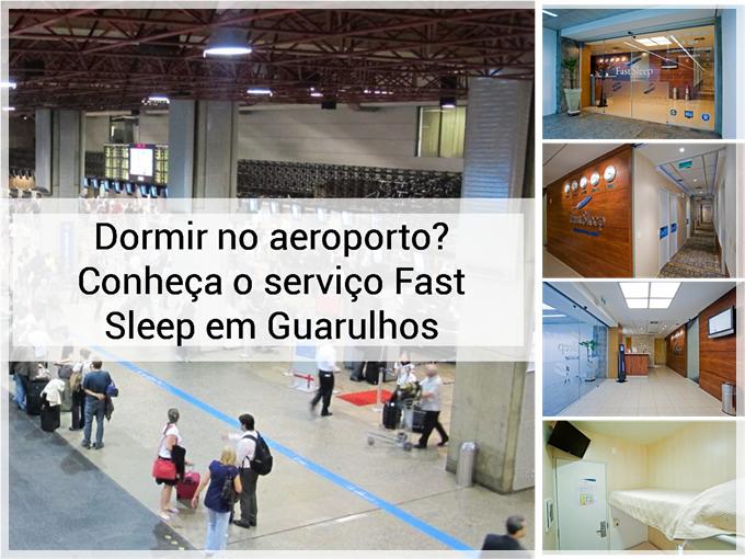 Conheça o serviço Fast Sleep em Guarulhos