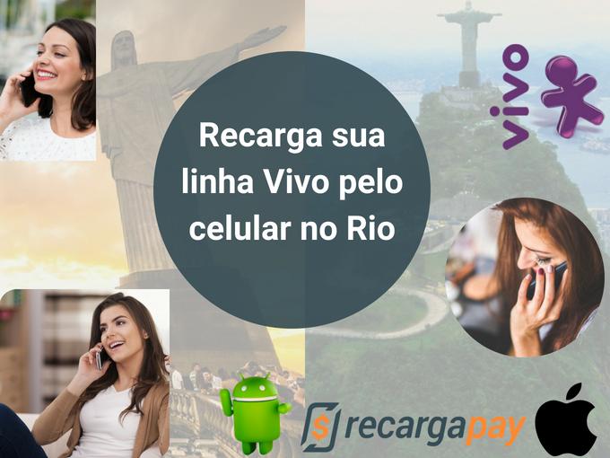 Recarga Vivo no Rio de Janeiro
