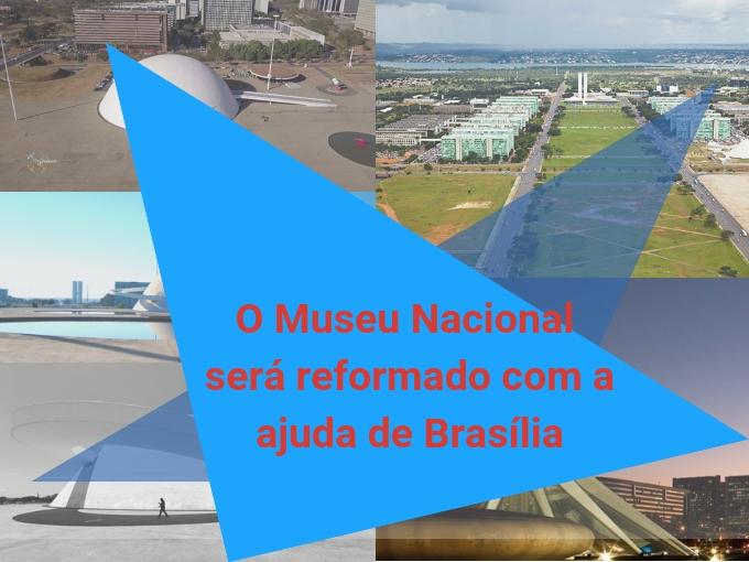 O Museu Nacional será reformado