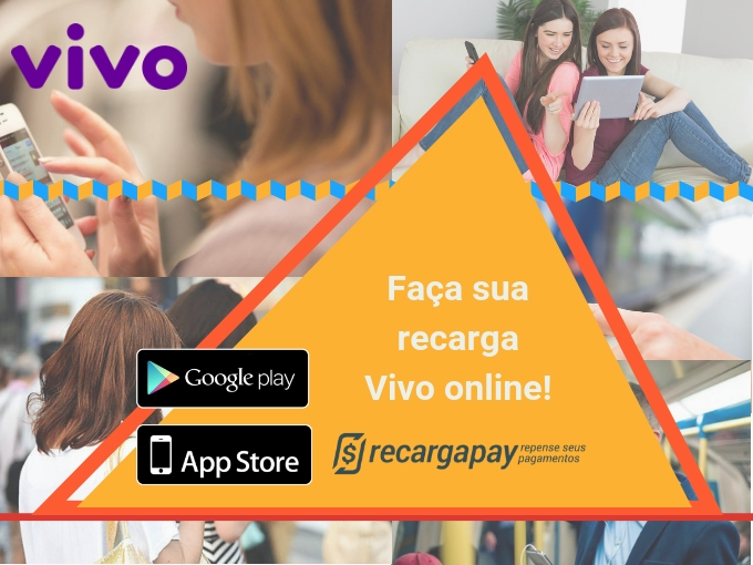 Faça sua recarga Vivo online!