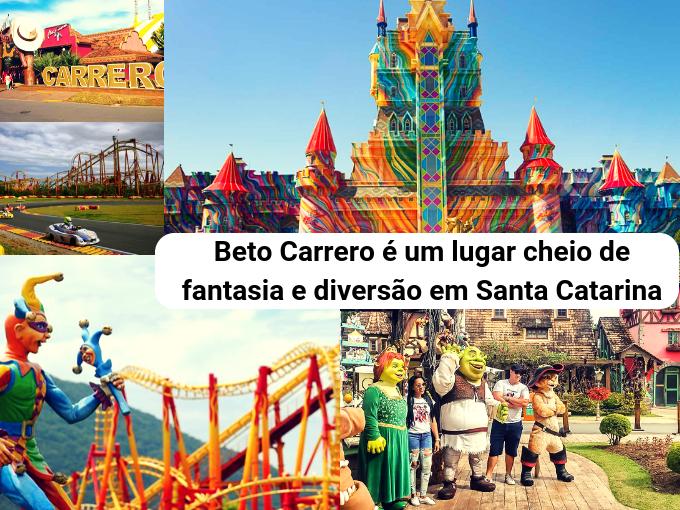 Beto Carrero um dos parques mais incríveis da América