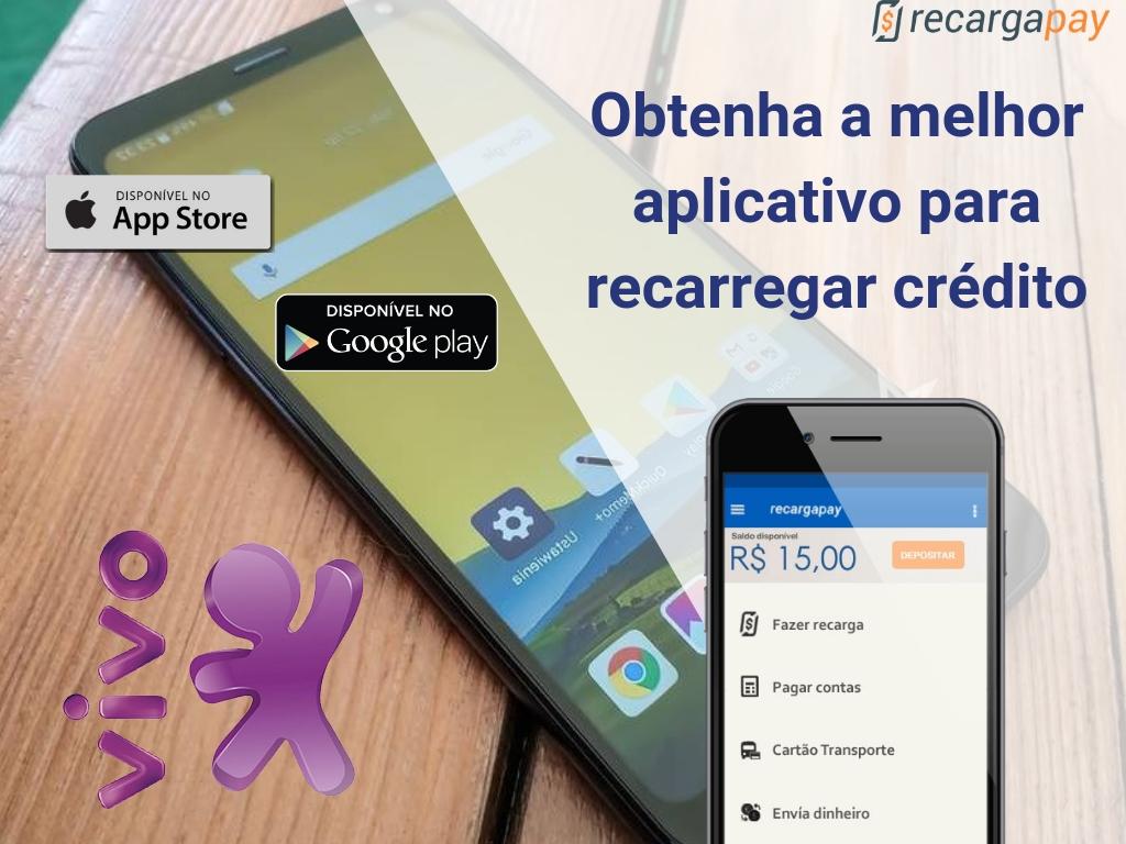 Obtenha a melhor aplicativo para recarregar crédito Vivo