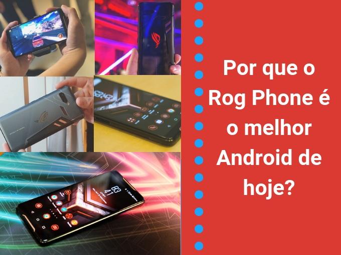 ROG Phone lidera ranking da AnTuTu