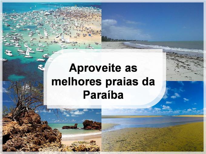 Aproveite as melhores praias da Paraíba