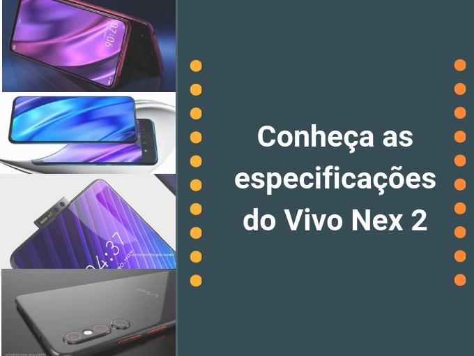 Detalhes do Vivo Nex 2