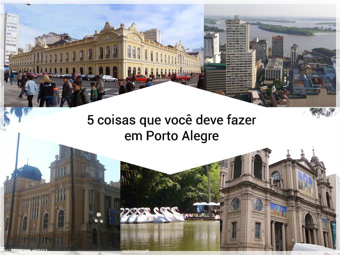 5 coisas que você deve fazer em Porto Alegre